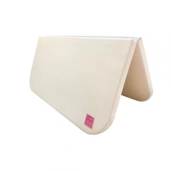 Haenim Toy Signature Folder Mat - Grey + Beige