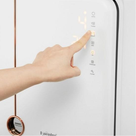 Haenim UV LED Sterilizer (New Classic) - White / Rose Gold