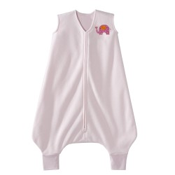 HALO SleepSack Big Kids, Micro-fleece - Elephant ( 2-3T)