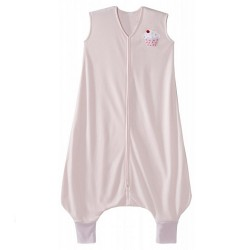 HALO SleepSack Big Kids, Lightweight Knit - Pink Cake ( 2-3T)