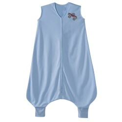 HALO SleepSack Big Kids, Lightweight Knit - Truck ( 2-3T)