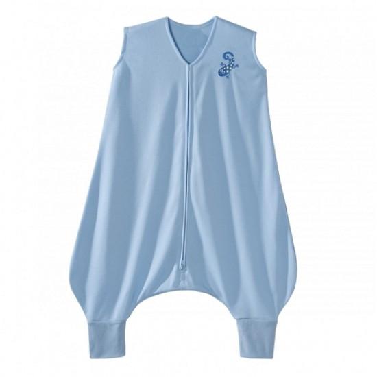 HALO SleepSack Early Walker, Lightweight Knit - Blue Gecko