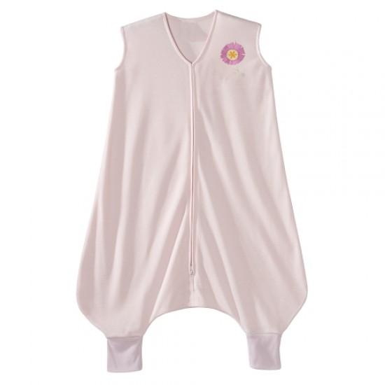 HALO SleepSack Early Walker, Lightweight Knit - Pink Flower