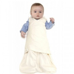 HALO SleepSack Swaddle, Cotton - Cream