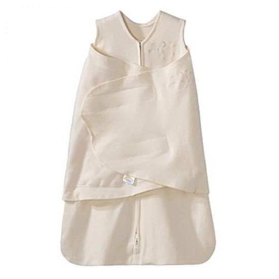 HALO SleepSack Swaddle, Cotton - Cream