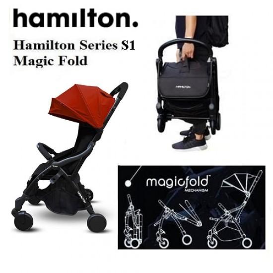 Hamilton One Esseential Stroller S1 - Red