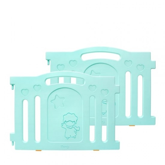 IFam MARSHMALLOW Baby Room side panel - Mint