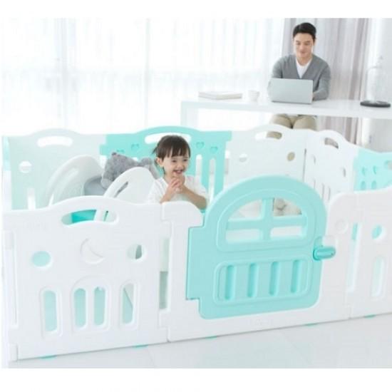 Ifam Plus Baby Room - MINT + WHITE