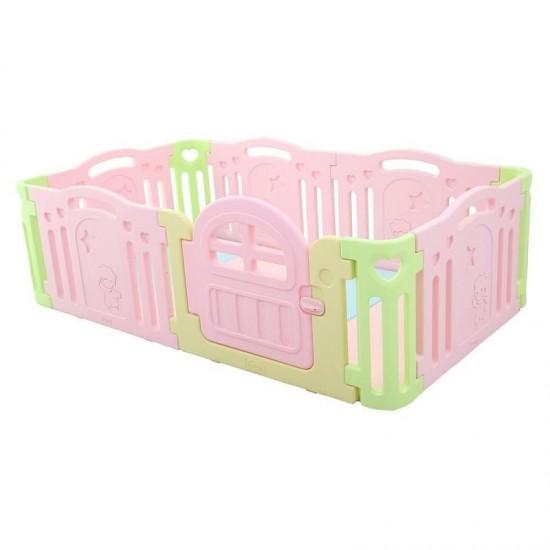 Ifam Marshmallow Baby Room - Pink -215 x 125 cm