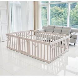 ifam Birch baby room - Brown (217 x 146 cm)