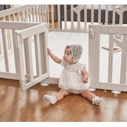 ifam Birch baby room - Brown (146 x 146 cm)