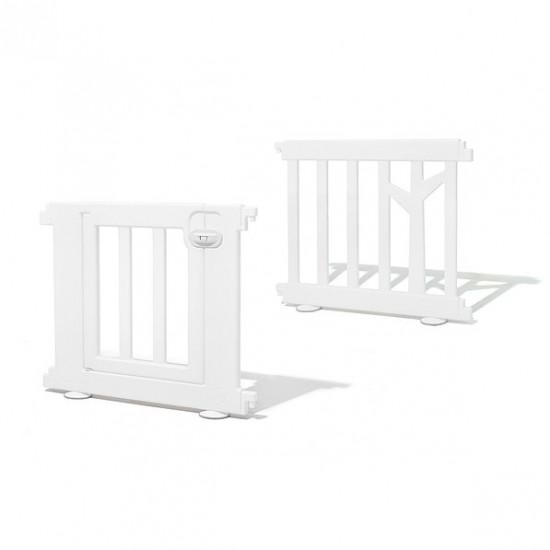 ifam Birch baby room panels + Door - White