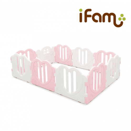 Ifam Like U Babyroom (10EA) - BABY PINK + CREAM