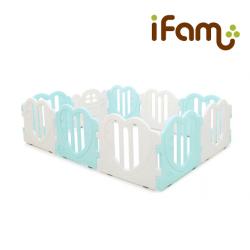 Ifam Like U Babyroom (10EA) - Mint + Cream