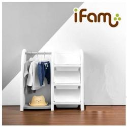 Ifam Easy Doing Hanger Organizer - Grey
