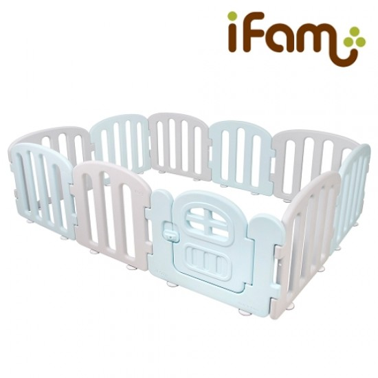 ifam First baby room - Blue / Grey