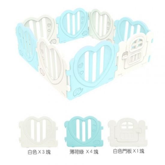 ifam like U babyroom - Mint / white