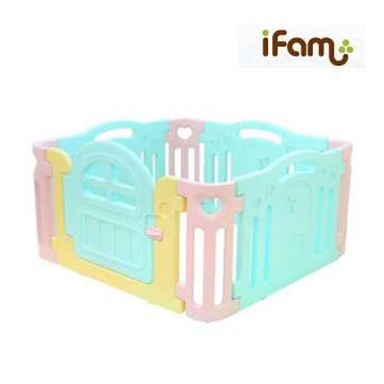 Ifam Marshmallow Baby Room - Mint