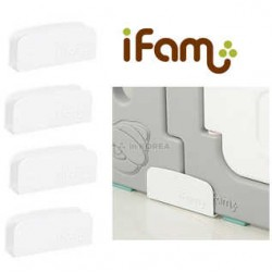 Ifam baby room safety holder - 4 pcs