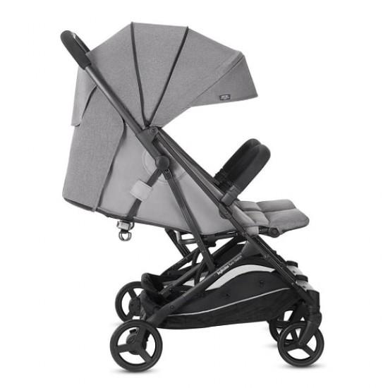 Inglesina Twin Sketch Stroller - Grey (AH86M0GRY)