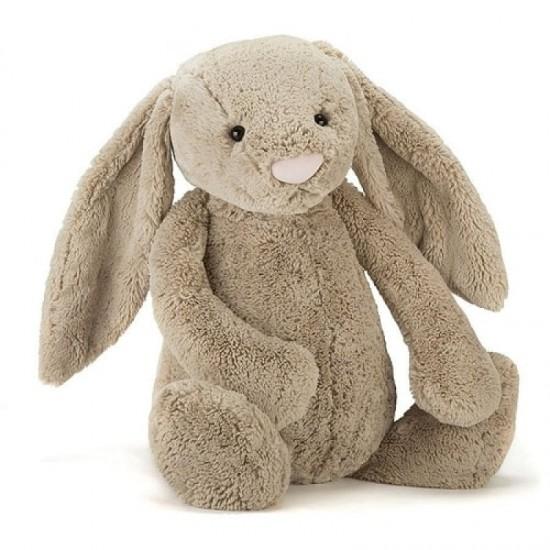 Jellycat Bashful Beige Bunny Really Big 67 cm