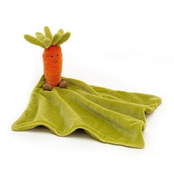 Jellycat Vivacious Vegetable Carrot Soother