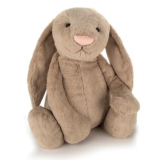 Jellycat Bashful Beige Bunny Really Really Big 108 cm