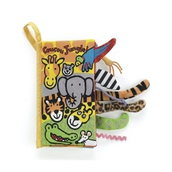 Jellycat Coucou Jungle Book