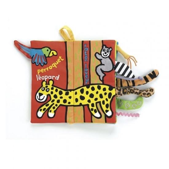 Jellycat Coucou Jungle Book