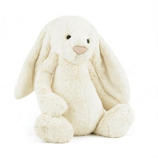 Jellycat Bashful Cream Bunny Huge 51 cm