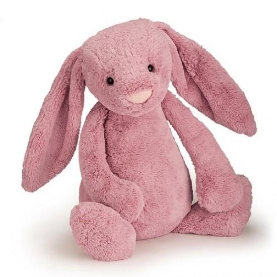 Jellycat Bashful Tulip Pink Bunny Really Big 67 cm