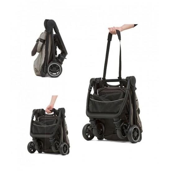 Joie Pact Stroller - Dark Petwer