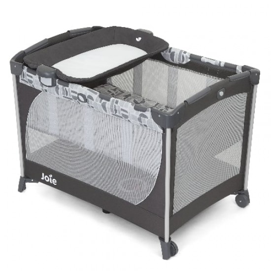 Joie Commuter Change Travel Cot - Logan