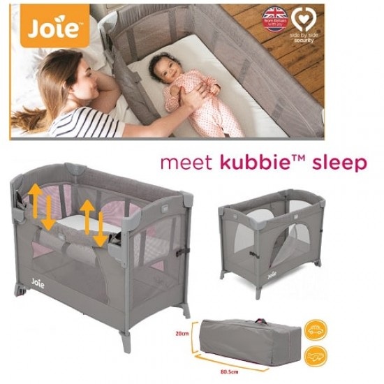 Joie Kubbie Sleep - Foggy Gray