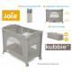 Joie Kubbie Travel Cot - Clay