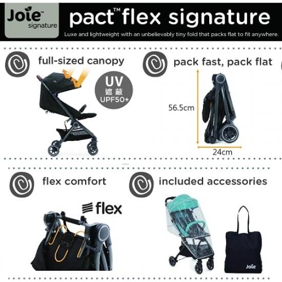 Joie Pact Flex Signature Stroller - Nori