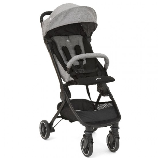 Joie Pact Lite Stroller -  Gray Flannel