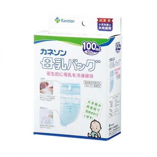 Kaneson Breast Milk Storage Bags 100 ml - 50 pcs