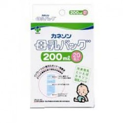 Kaneson Breast Milk Storage Bags 200 ml - 20 pcs
