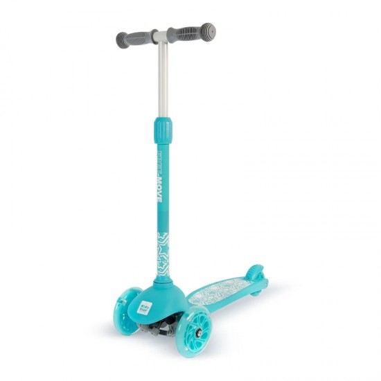 Kids Star Free-Move Scooter - Cool Mint