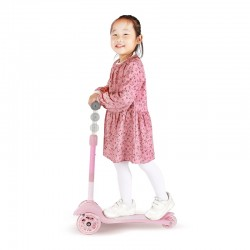 Kids Star Free-Move Scooter - Sweet Pink
