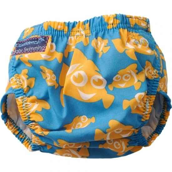 Konfidence ONE SIZE Swim Nappy -  Clownfish