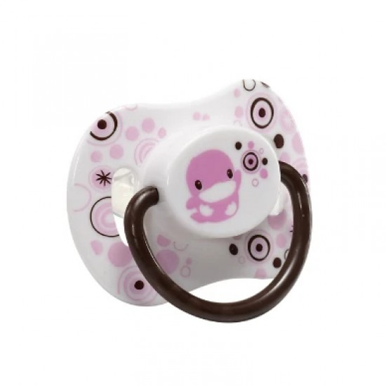 KuKu Duckbill Crystal-like Pacifier 6m+