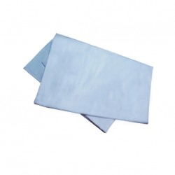 KuKu Fitted Sheet for Baby Cot - Blue