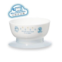 KuKu duckbill microwave bowl with suction