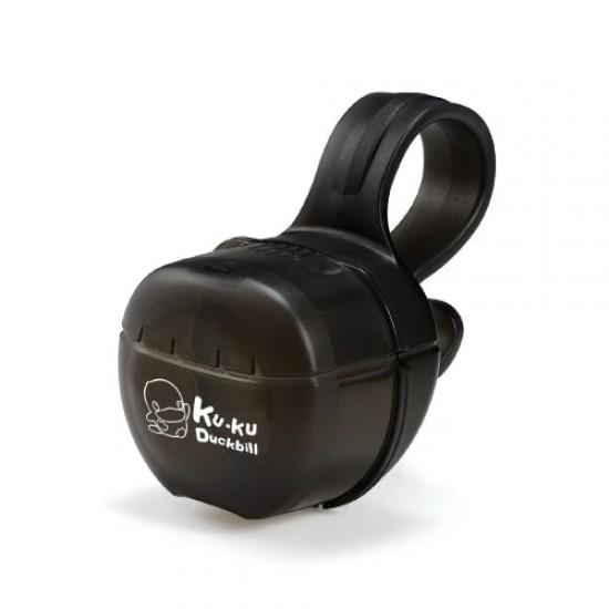 KuKu Duckbill Pacifier Case with Hook