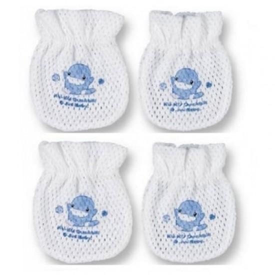 KuKu Duckbill Baby Mittens-2pairs