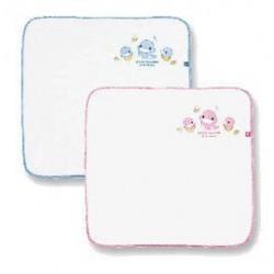 KuKu Baby Bath Towel - 75 x 75 cm