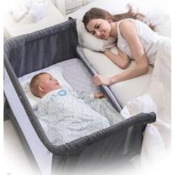 KuKu Grow with me Bedside Crib