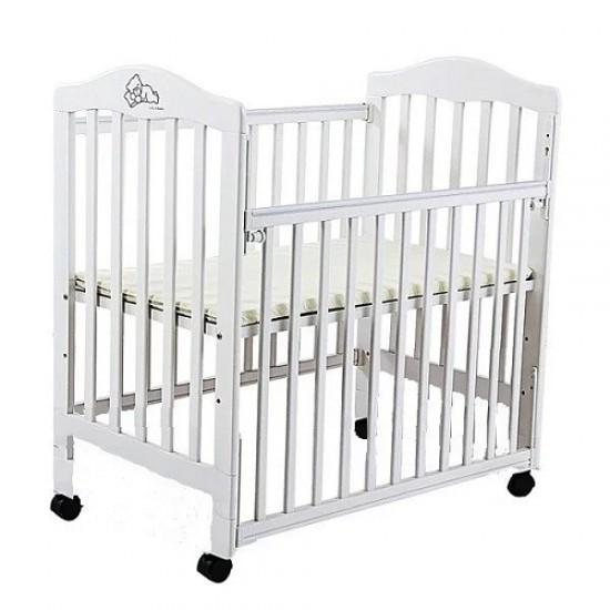 "LA BABY 2200S Baby Cot - 37.5 x 23.5"""